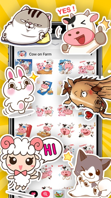 Farm Animals • screenshot one