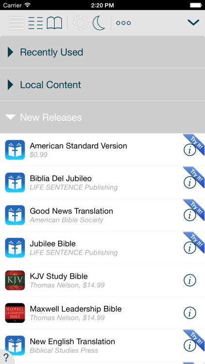 NIV Student Bible screenshot-3