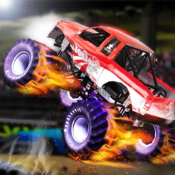 Offroad Monster Truck Race