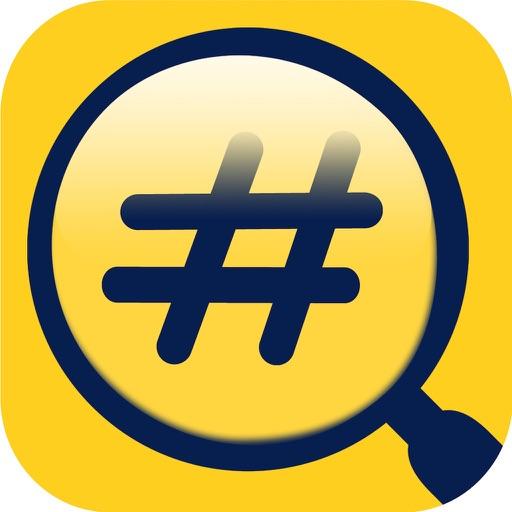 Hashtag Spy iOS App