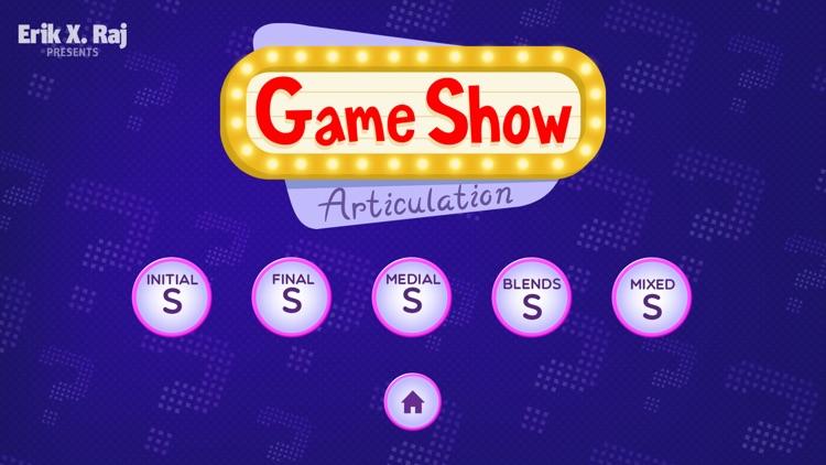 Game Show Articulation