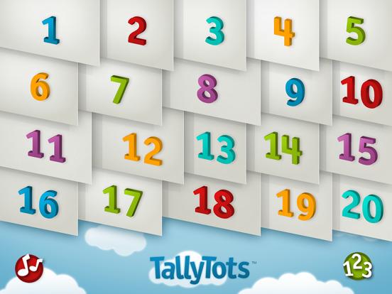 TallyTots Countingのおすすめ画像1