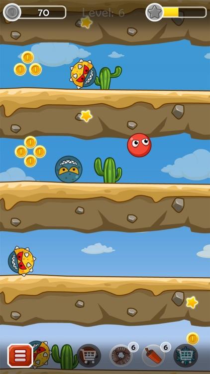 Bouncing ball adventure