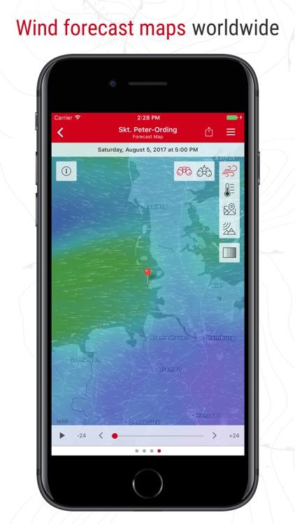 Windfinder Pro screenshot-3