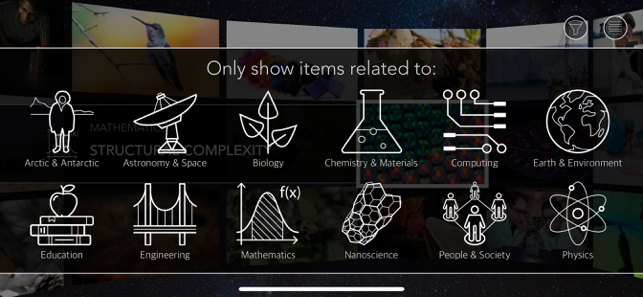 ‎NSF Science Zone Screenshot