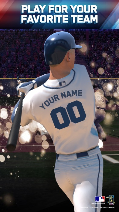 MLB Tap Sports Baseball 2018 Screenshot on iOS