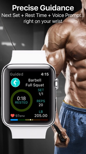 Gymatic Workout Tracker on the App Store