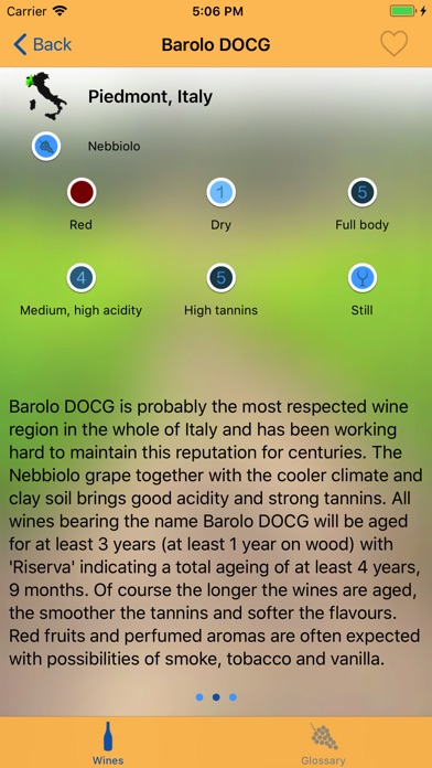 Winebuff review screenshots