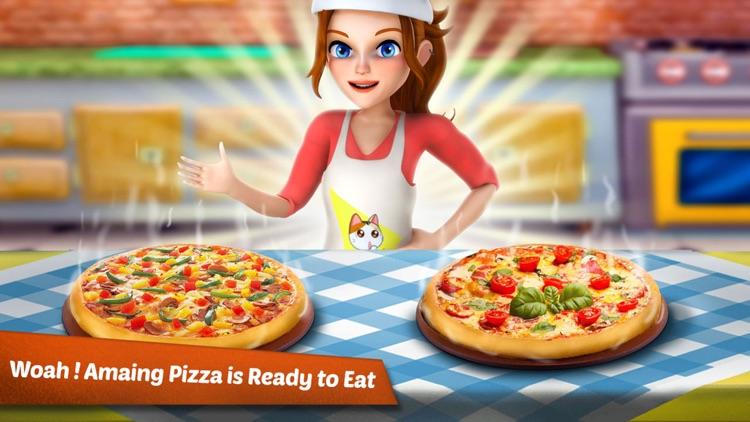 Pizza Maker 3d : Cooking Game screenshot-4