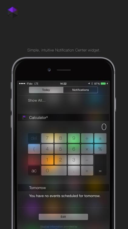 Calculator³ screenshot-4