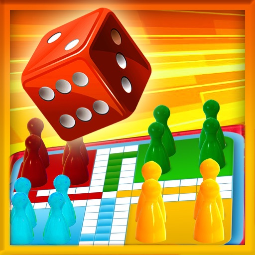 Ludo Impossible Pachisi Game