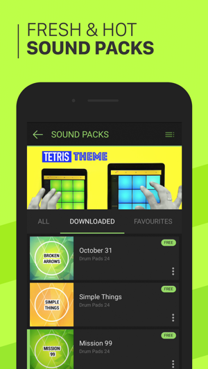 Trap Drum Pads 24 on the App Store