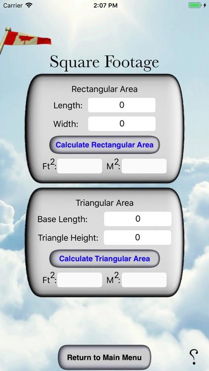 6 in 1 Real Estate Calculator screenshot-6