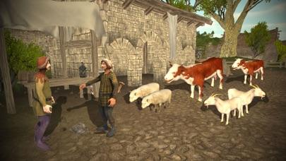 農業シミュレーターゲーム2018のスクリーンショット4