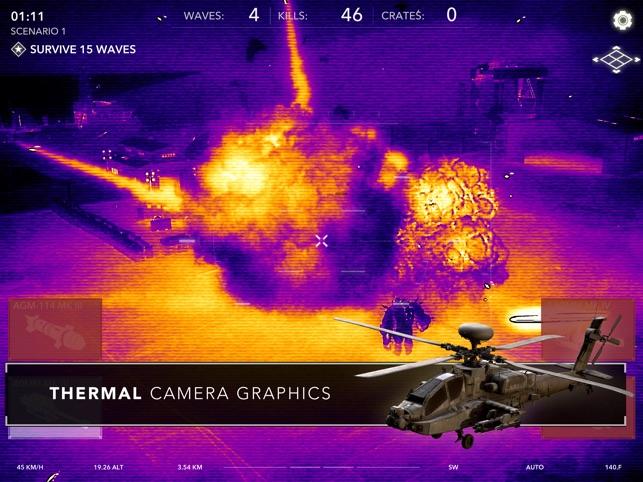 Zombie Gunship Revenant AR Screenshot