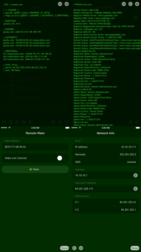 Scany - Network Scanner App 截图