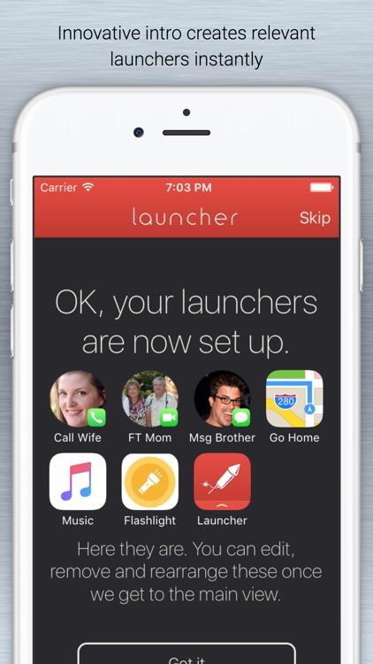 Launcher with Multiple Widgets screenshot-5