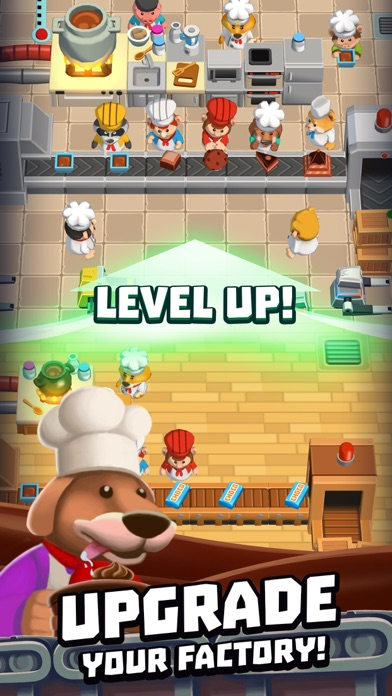 Idle Cooking Tycoon - Tap Chef Screenshot on iOS