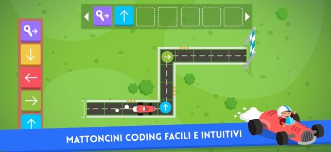 Code Karts - pre-codifica Screenshot
