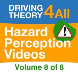 Hazard Perception Test - Vol 8