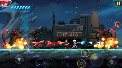 Metal Wings: Elite Force screenshot 2