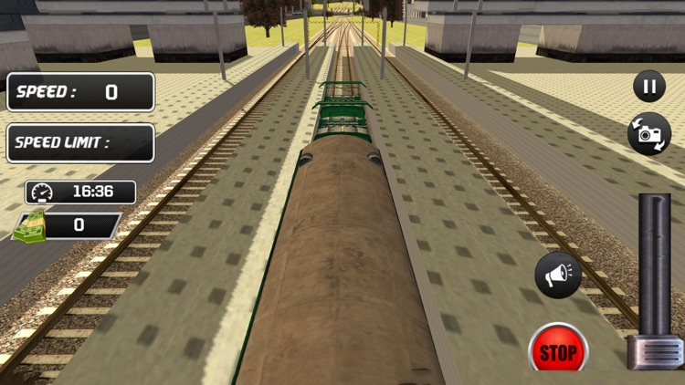 Indian City Train Drive 3D by Maqsood Ahmed