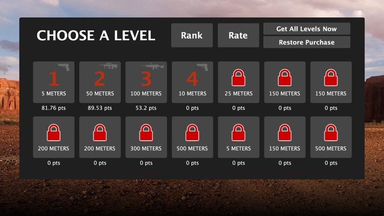 Canyon Shooting FPS Simulator screenshot-4