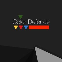 Color Defence - Destroy 'em up