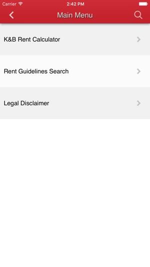 kucker bruh rent calculator on the app store