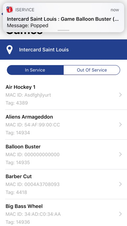 Intercard Service App screenshot-4