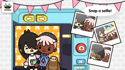 Screenshot for Toca Life: Neighborhood in United Kingdom App Store