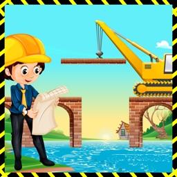 City Constructor Build Bridge