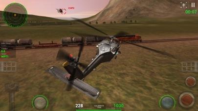 Helicopter Sim Hellfire screenshot two