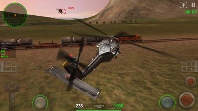 Helicopter Sim Hellfire by RORTOS SRL (iOS, United States