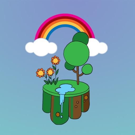 Rainbow Country - meditation