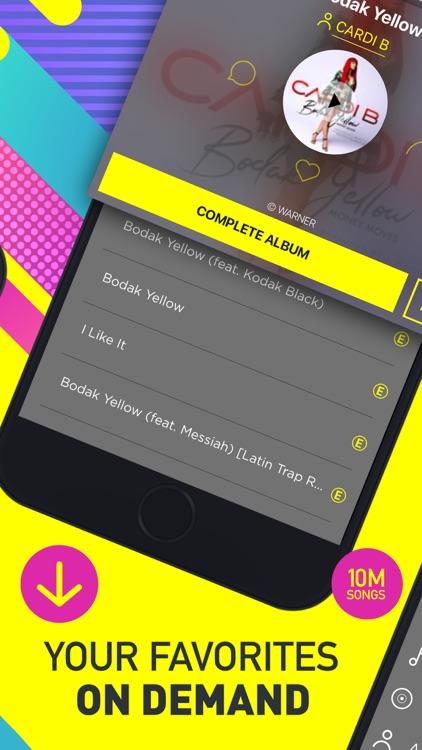 TREBEL Music - Download Songs screenshot-3