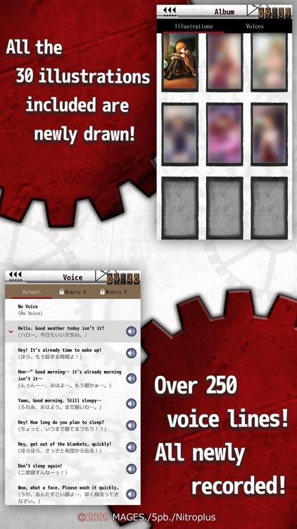 Steins;Gate ALARM screenshot-3