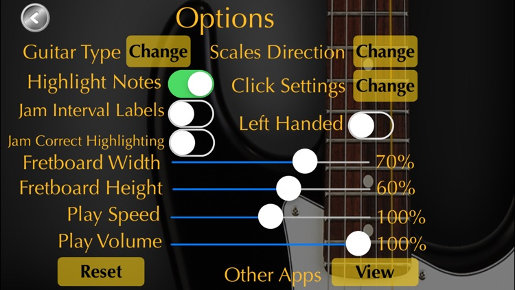 Guitar Scales & Chords Pro screenshot-4