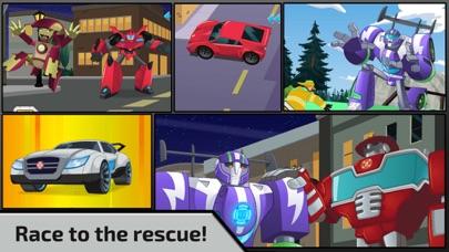 Transformers Rescue Bots screenshot 1