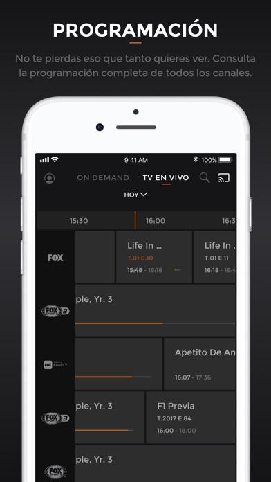 FOX Latinoamérica - Revenue & Download estimates - Apple App Store