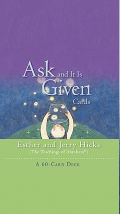 Ask And It Is Given Cards screenshot 1