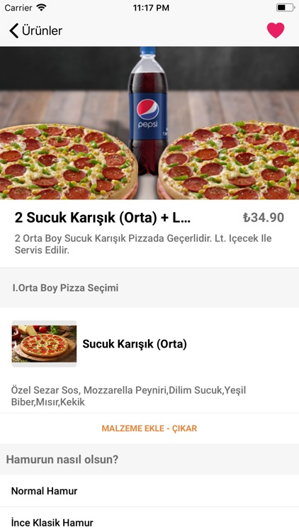 Little Caesars Türkiye screenshot-4