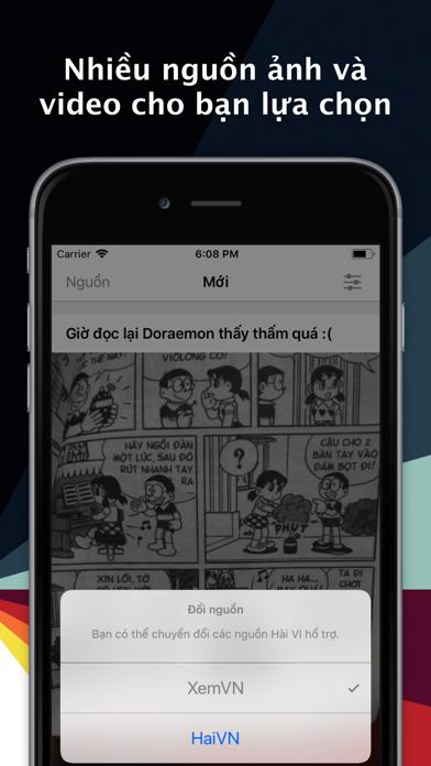Hài VL screenshot four