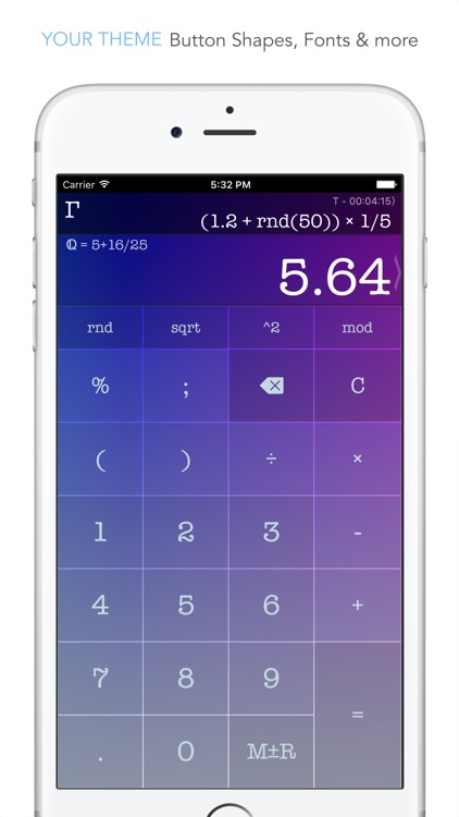 CALC Swift screenshot-1