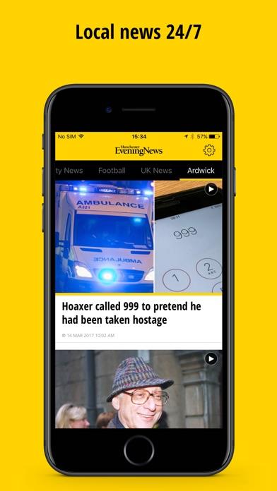 Manchester Evening News Скриншоты3