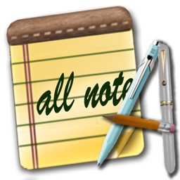 All Note - All in One Notepad