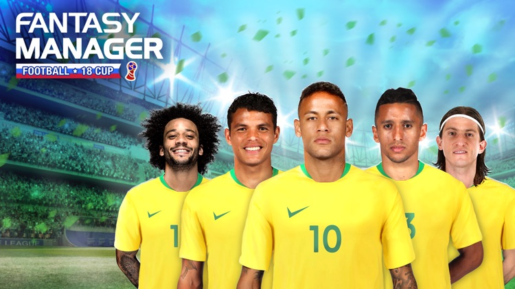 Fantasy Manager Soccer 2018