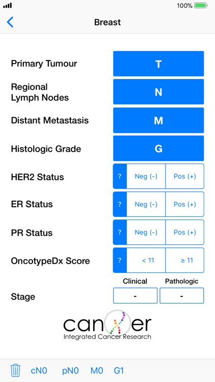 Breast Cancer Staging TNM 8 screenshot-4