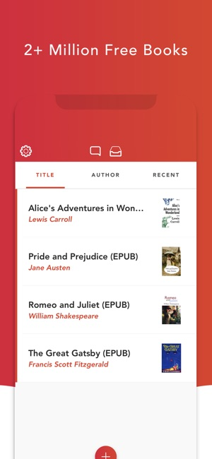 eBook Search - Books Library Screenshot