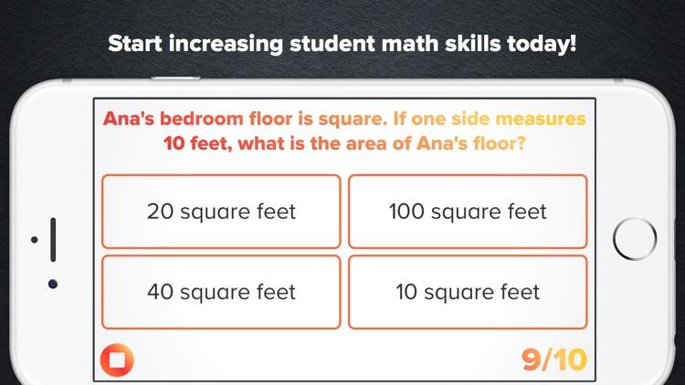 3rd Grade Math Practice screenshot-4